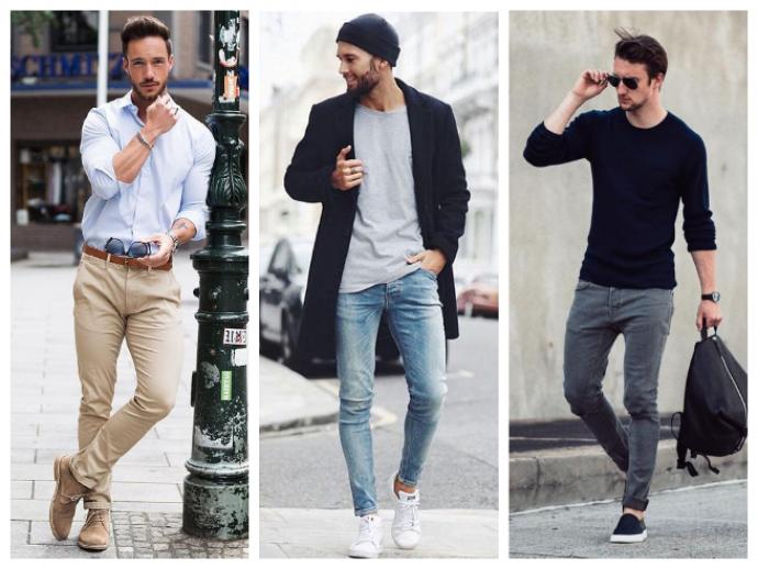 627d3a2b4ab Интернет магазин мужской одежды  из чего состоит современный гардероб  мужчины
