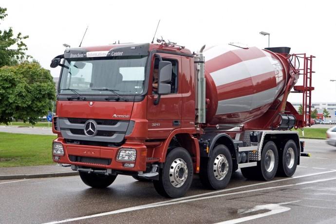 Какой оптимальный объем барабана в автобетоносмесителе для перевозки бетона?