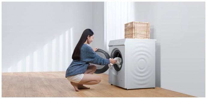 Xiaomi представила стиральную машину с сушкой за $290