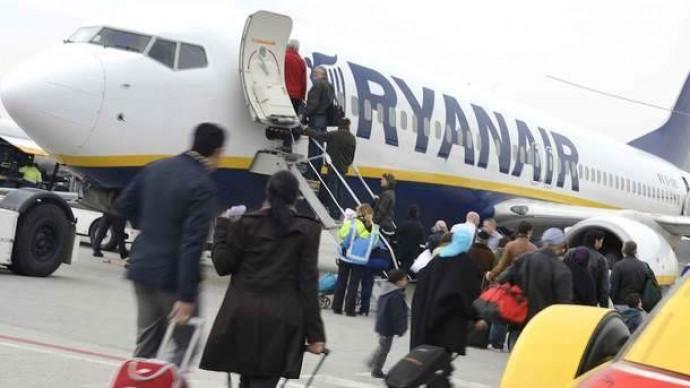 Ryanair признали худшей авиакомпанией года