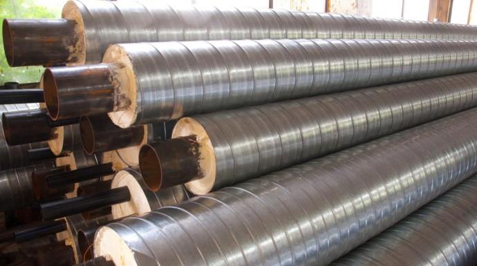Теплоизоляция трубопровода: как