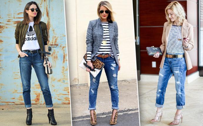 Женские джинсы - хит 2019 года. С чем носить?!