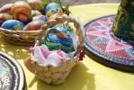 Велетенські писанки та справжні кролики: як у Вінниці святкували Великдень (Фото)