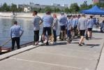 """У Вінниці на Бугу плавали """"Дракони"""" (Фото)"""
