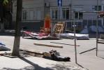Як у Вінниці готуються до святкування Дня Європи (Фото)