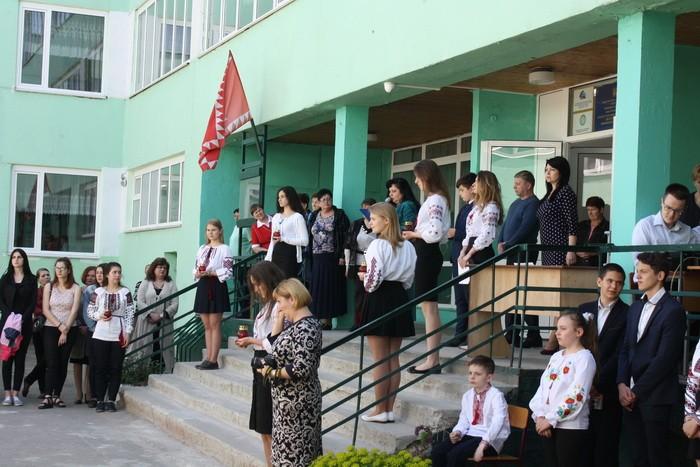 У Вінниці відкрили меморіальну дошку підполковнику СБУ, який загинув у АТО (Фото)