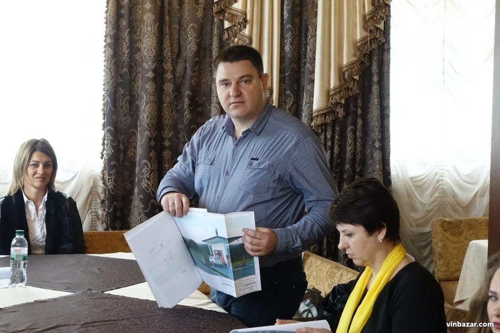 У Вінниці дозволили будівництво першої в Україні стаціонарної АЗС, яка працюватиме без персоналу (Фото+Відео)
