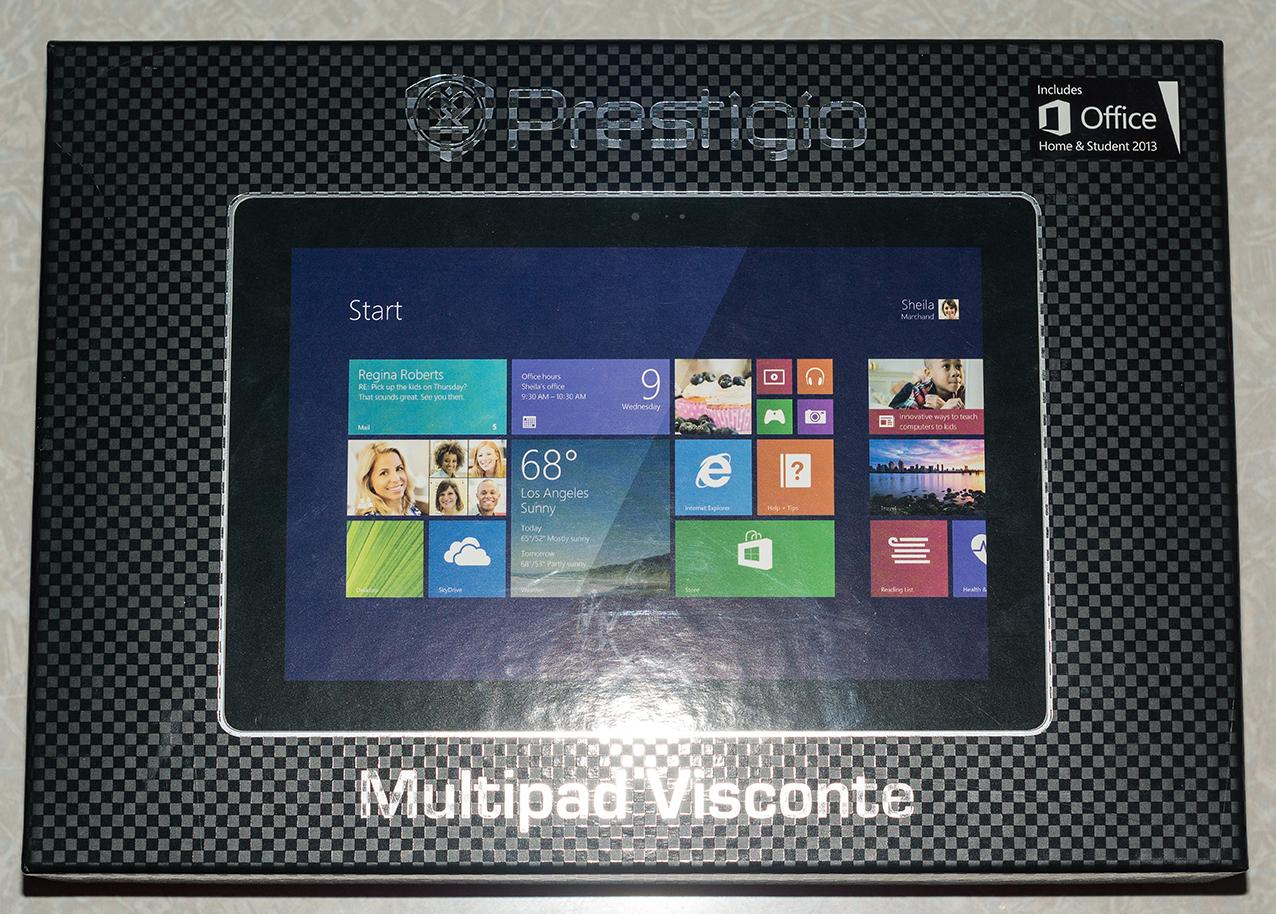 Планшет Prestigio MultiPad Visconte 64GB Wi-Fi