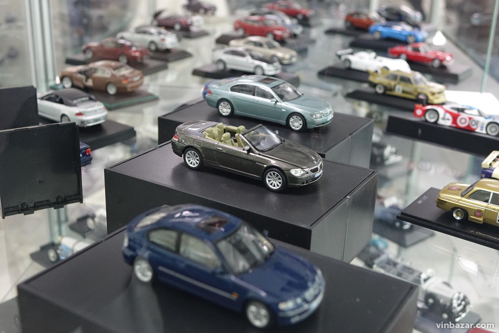 У Вінниці відкрили музей міні-копій моделей автотранспорту (Фото)