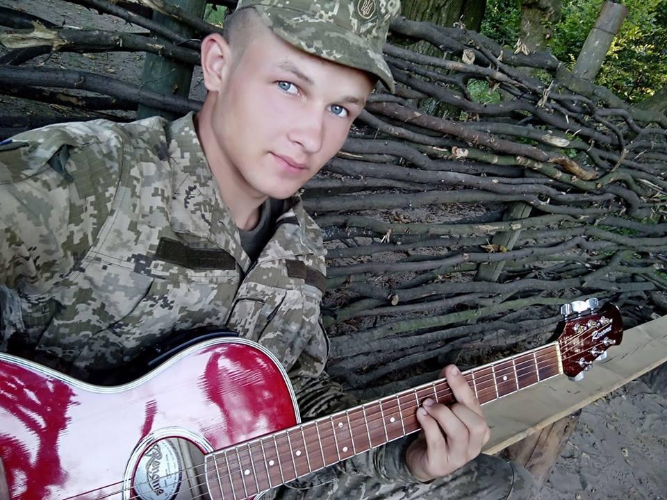На Донбасі загинув 19-річний десантник з Вінниччини (Фото+Відео)