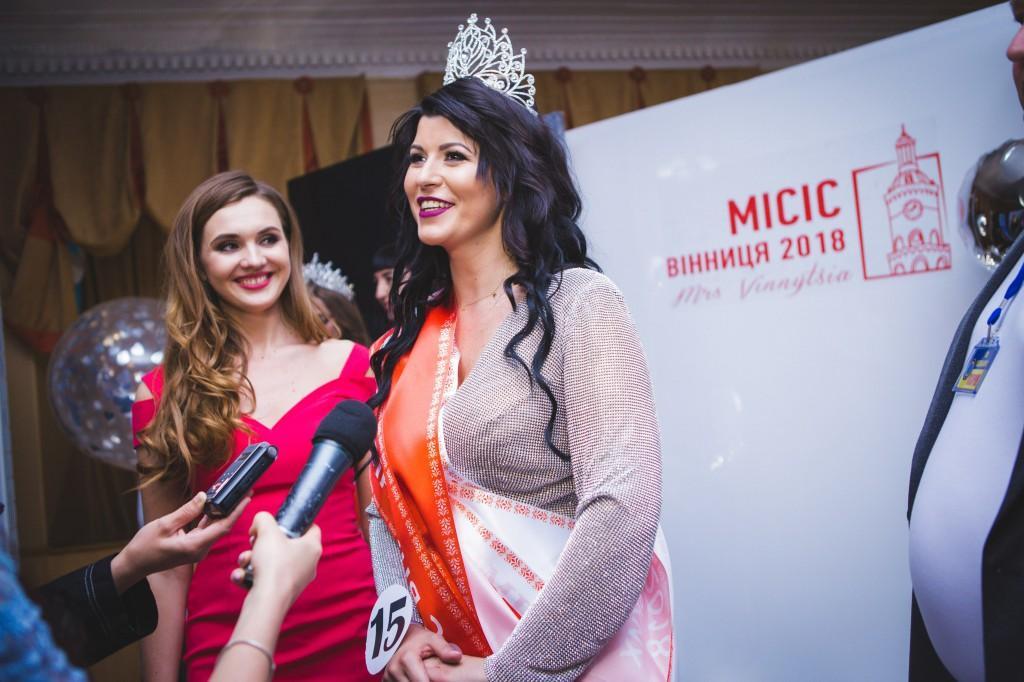 Титул «Місіс Вінниця 2018» виграла директор дитячого садочка (Фото)