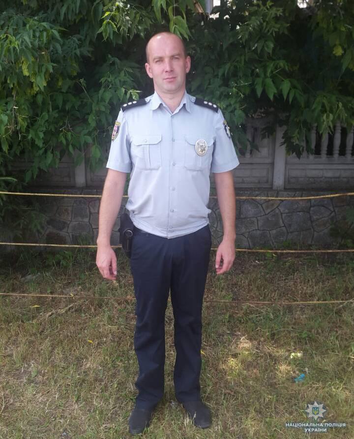 На Вінниччині знайшли чоловіка, який три дні блукав лісом (Фото)