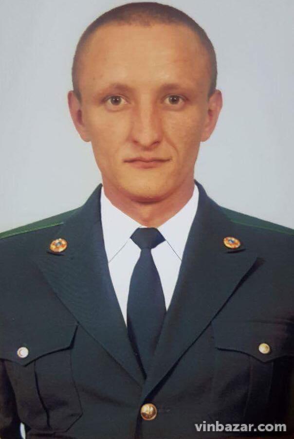 Під Кримським загинув боєць із Вінниччини