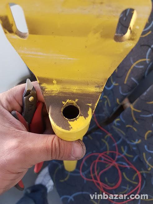 У громадському транспорті Вінниці встановлюють обладнання для е-квитка (Фото)