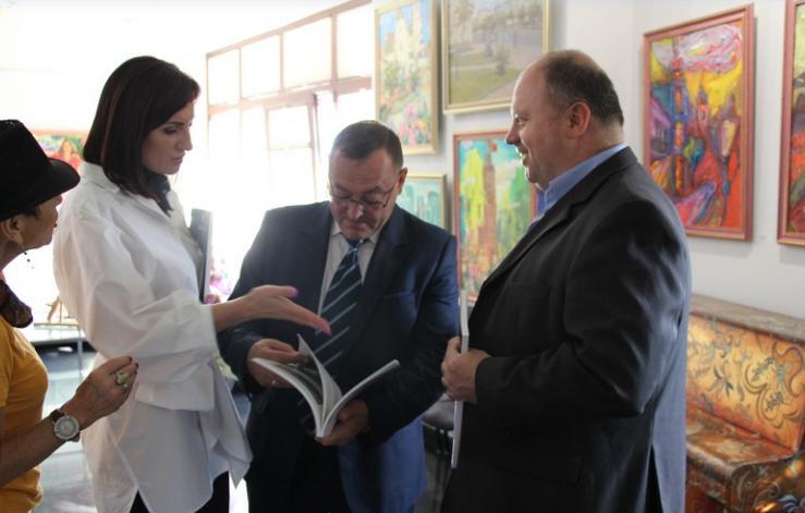 У Вінниці відбулась фінальна виставка «Кращий художник 2018» (Фото)