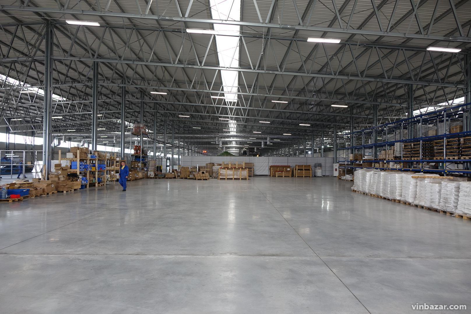 У Вінниці відкрили новий завод UBC, який вироблятиме холодильне обладнання (Фото)