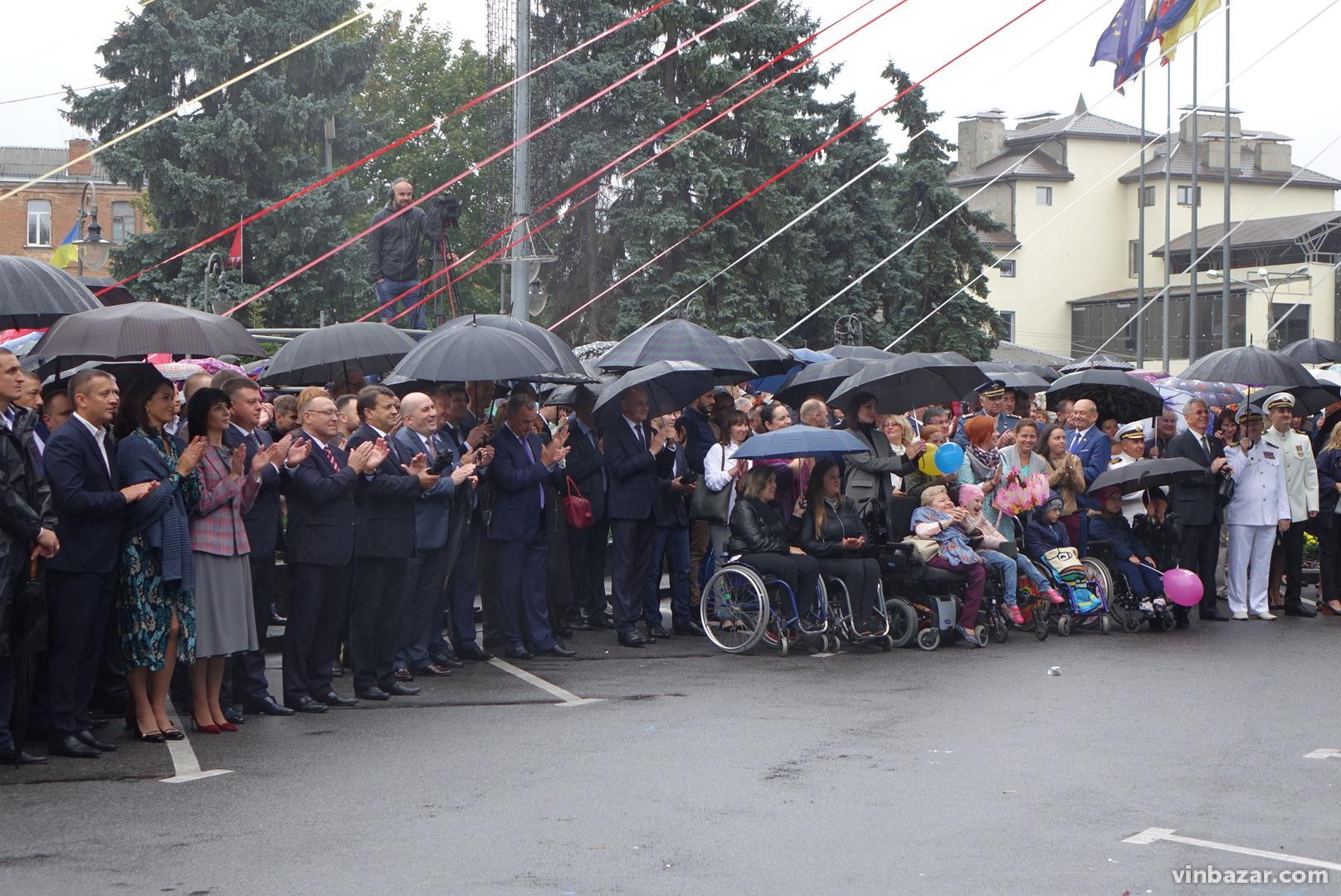 День міста Вінниці 2018 відкрив Гройсман і Порошенко (Фото)