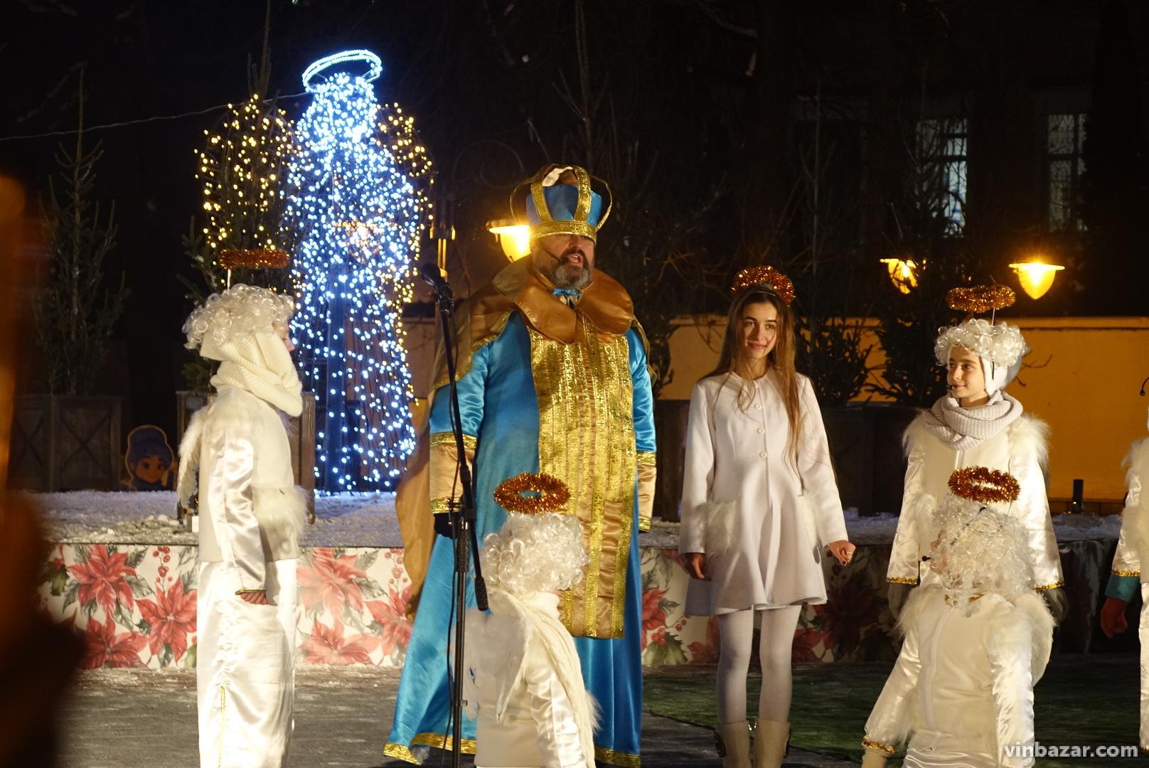 У Вінниці відкрили Резиденцію святого Миколая (Фото)