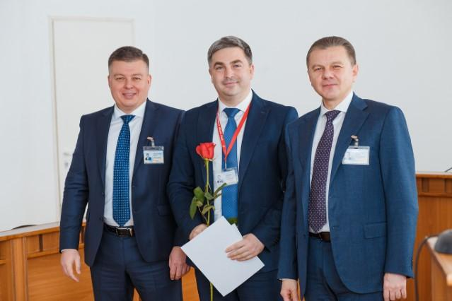 У Вінниці нагородили працівників органів місцевого самоврядування (Фото)