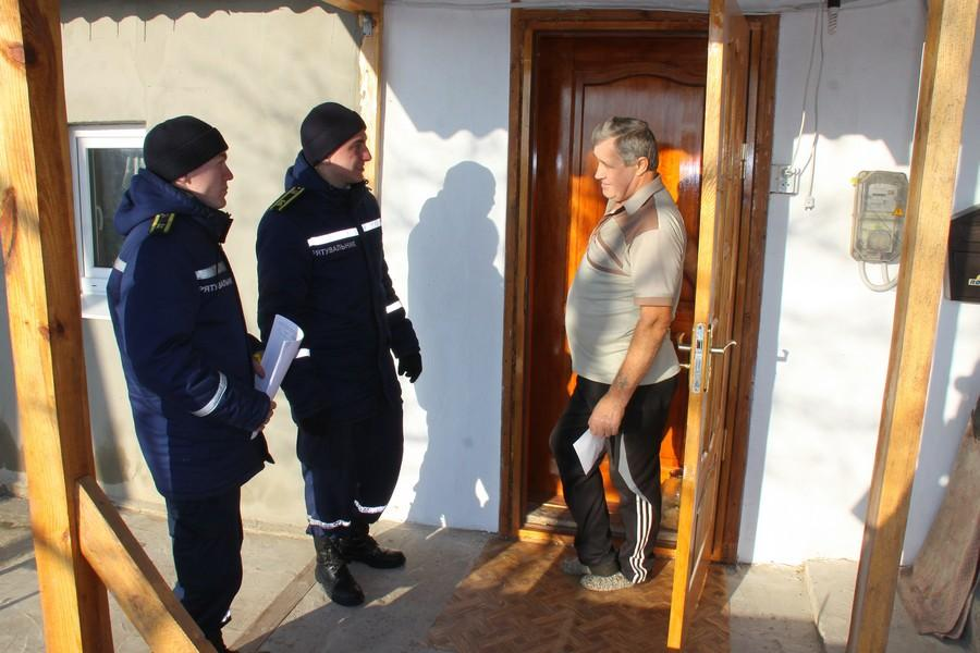 На Вінниччині рятувальники провели профілактичні бесіди з населенням (Фото)