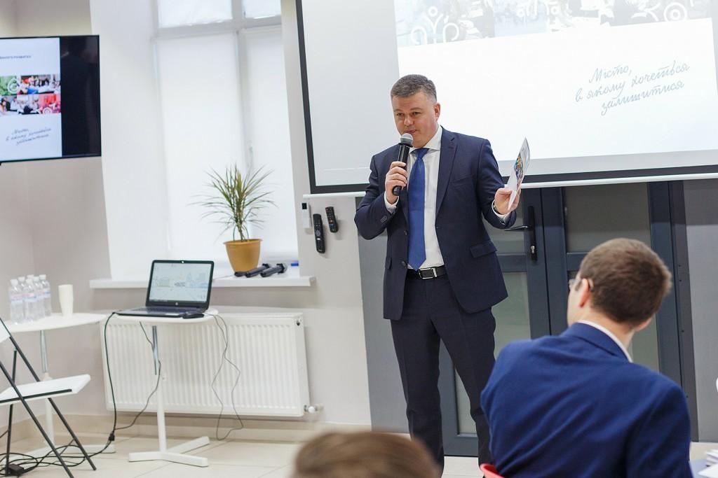 У Вінниці триває обговорення концепції розвитку міста до 2030 року