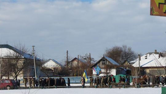 На Вінниччині попрощалися з бійцем, який загинув на Донеччині (Фото)
