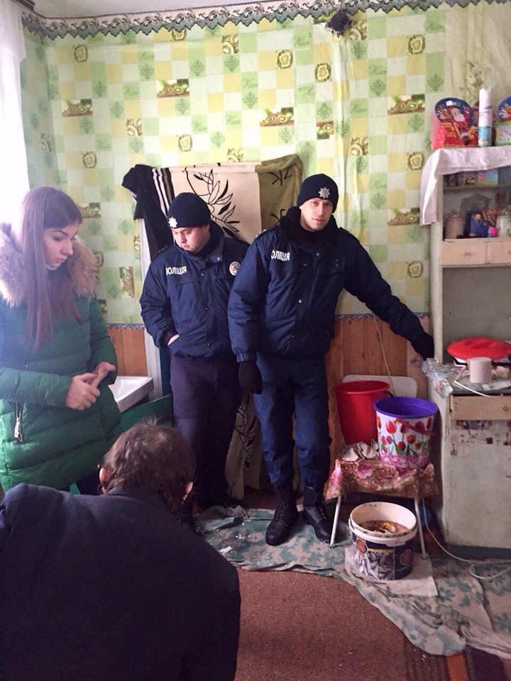 На Вінниччині правоохоронці проводять рейдові перевірки неблагополучних сімей (Фото)
