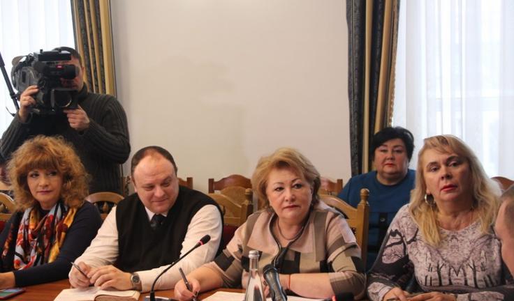 У Вінниці готуються до відзначення Дня Соборності України