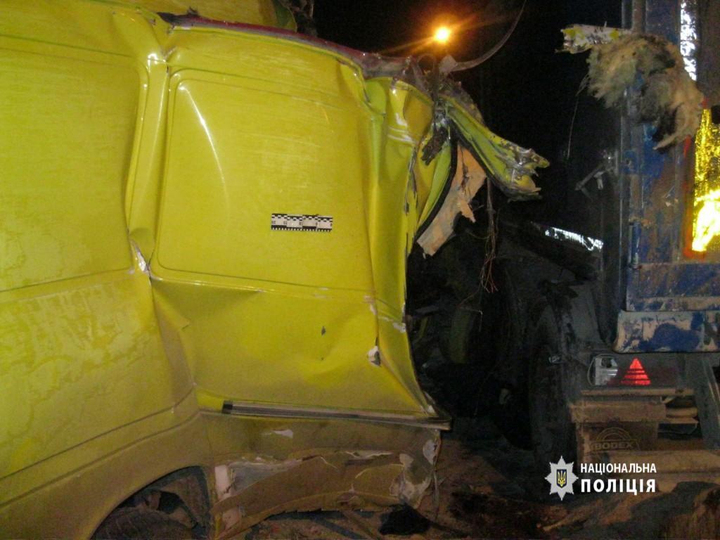 Подробиці ДТП біля Вінниці, в якій загинуло троє громадян Молдови (Фото+Відео)