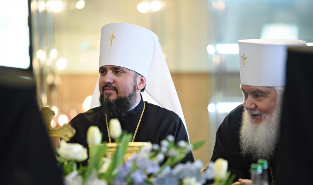 Митрополит Вінницький Симеон став головним секретарем Священного Синоду ПЦУ (Фото+Відео)