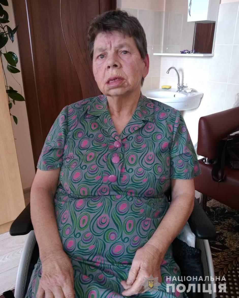 На Вінниччині намагаються встановити особу жінки, що 7 років перебуває в соціальному центрі (Фото)