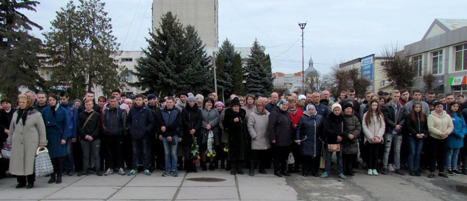 На Винниччине простились с погибшим в зоне боевых действий бойцом (Фото), фото-2