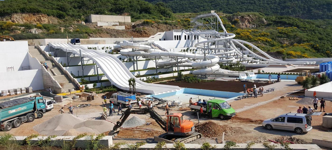 Строительство аквапарков: выгодно ли это в Украине?