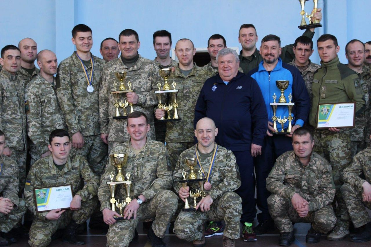 Прикордонники Вінниччини здобули перемогу на Чемпіонаті з гирьового спорту (Фото)