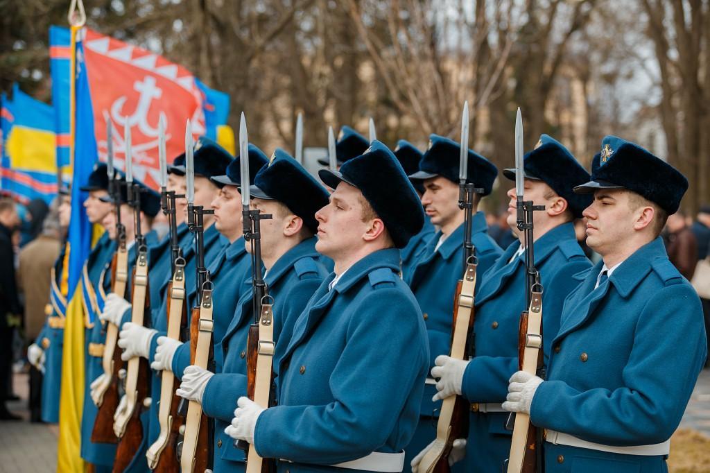 У Вінниці відзначають День добровольця (Фото)