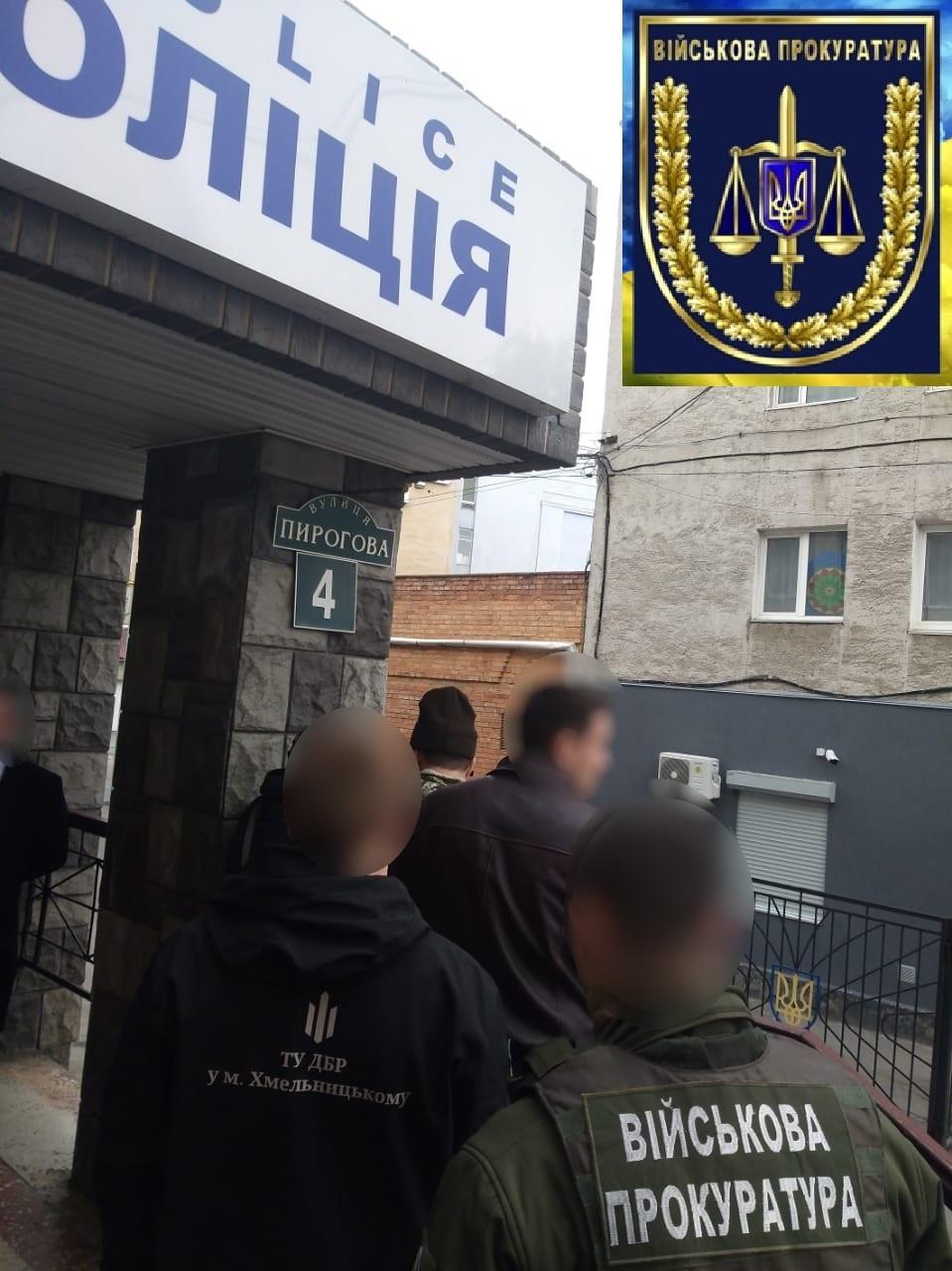У Вінниці затримали перевертня в погонах (Фото)