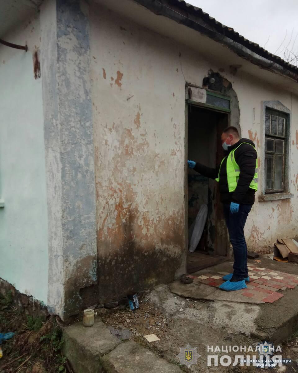 У Вінниці чоловік отримав 11 років в'язниці за вбивство родича (Фото)