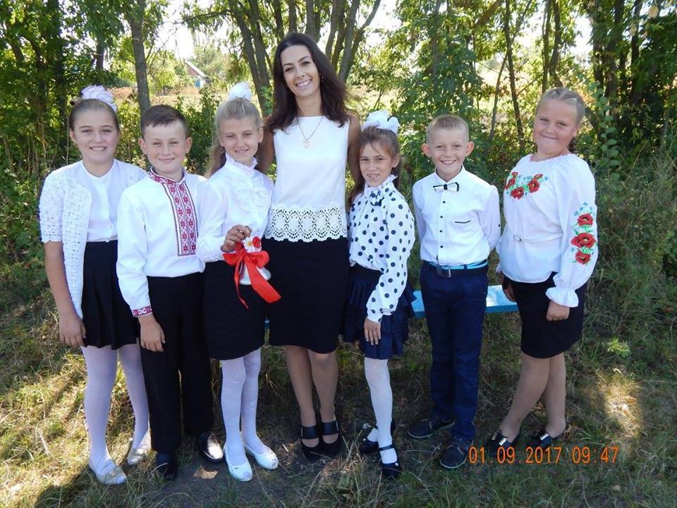 На Вінниччині працює найкраща вчителька географії в Україні (Фото)
