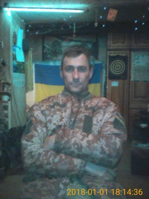 На Вінниччині попрощалися з бійцем, якого вбив снайпер біля Донецька (Фото+Відео)