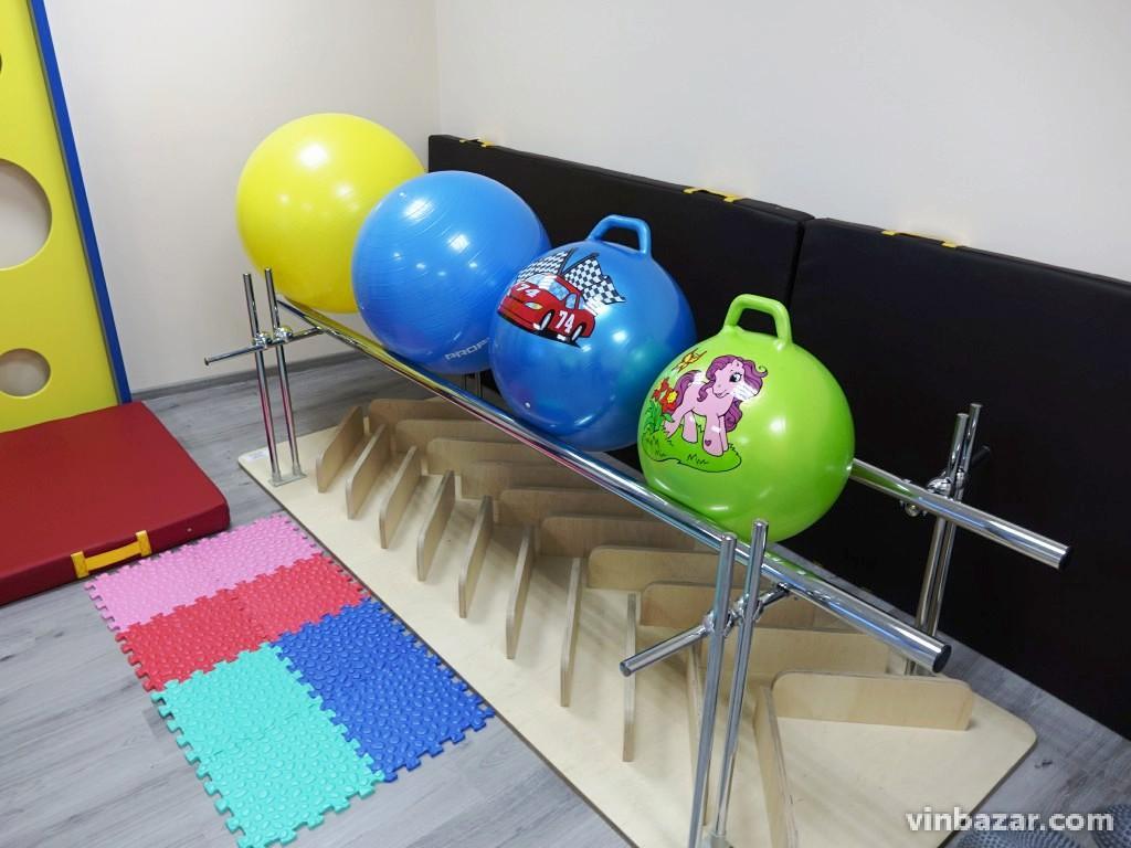 У Вінниці працює центр для дітей з особливими освітніми потребами (Фото)