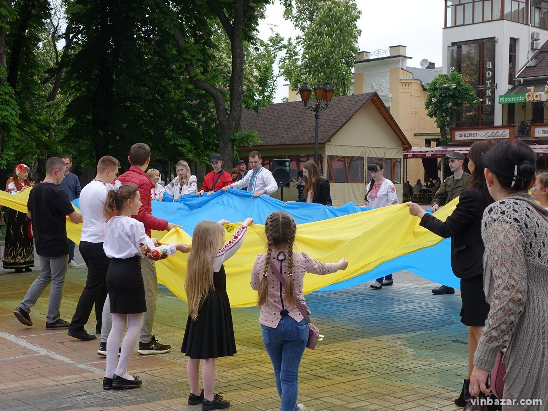 У Вінниці концертом та майстер-класами відзначили День вишиванки (Фото)