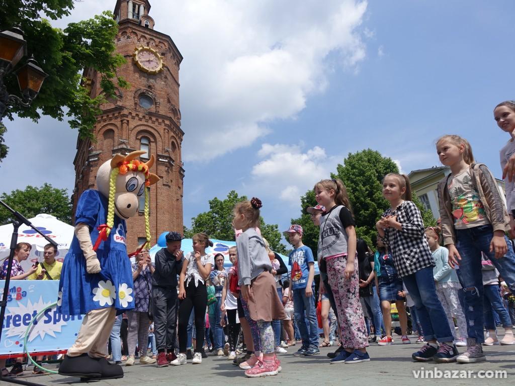 """У Вінниці відбулось Свято Морозива від компанії """"Рудь"""""""