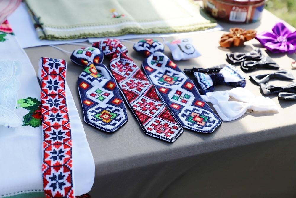 У Стадниці пройшов перший фестиваль ремесел