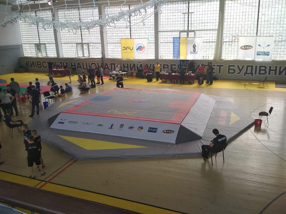 Вінницькі фрі-файтери здобули три золота на чемпіонаті України (Фото)