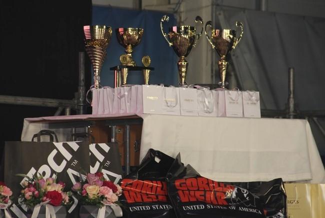 У Вінниці пройшов чемпіонат з бодібілдингу (Фото)
