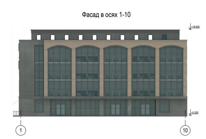На вулиці Гоголя планують побудувати торговий центр з паркінгом (Фото)