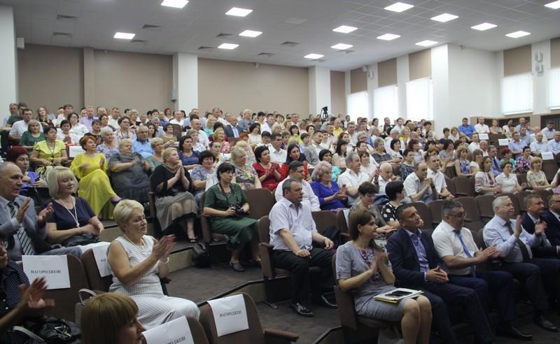 На Вінниччині відзначили День медичного працівника (Фото)
