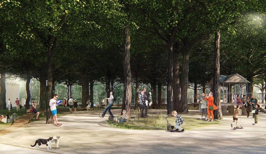 У Вінниці затвердили зміни до плану парку