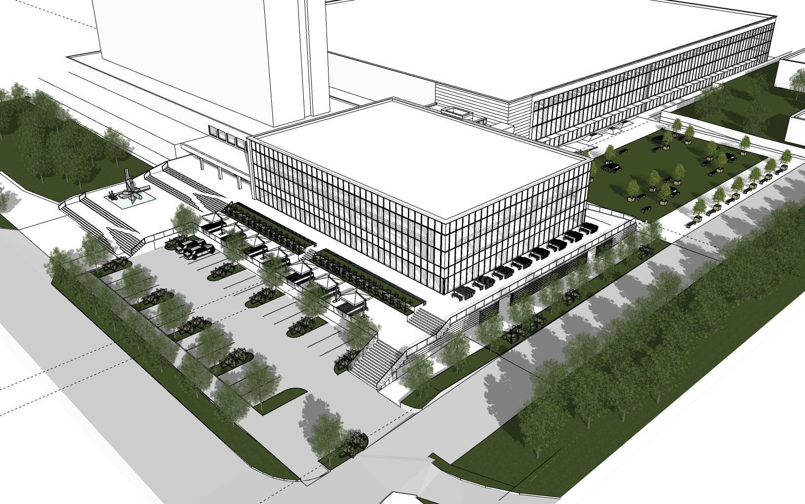 """Завод """"Кристал"""" перетворять у технологічний парк. Показали візуалізацію проекта (Фото)"""