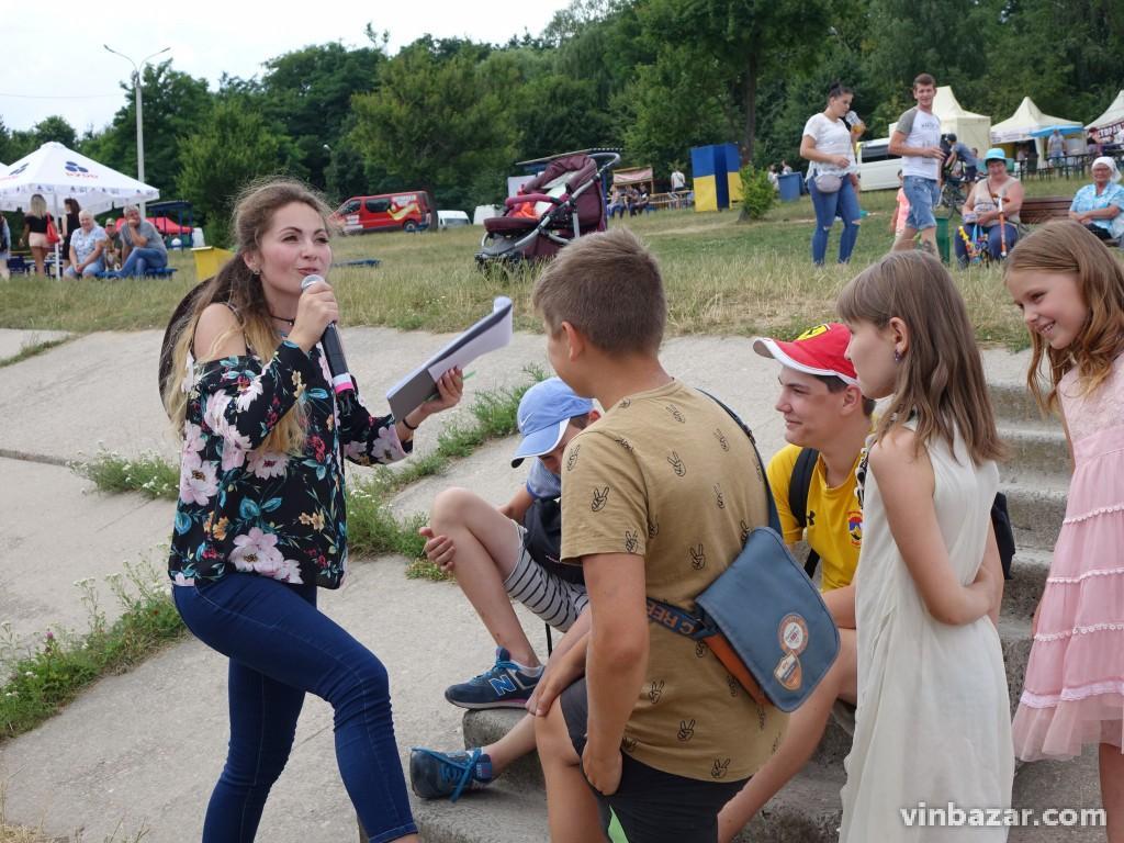 У Вінниці розпочався Food Fest 2019 присвячений святкуванню Івана Купала (Фото)